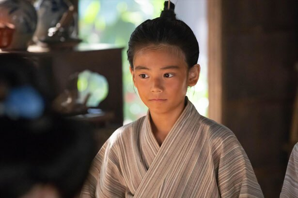 【写真を見る】西郷菊次郎の不安や戸惑いを表情や仕草で表現する城桧吏(第39回「父、西郷隆盛」)