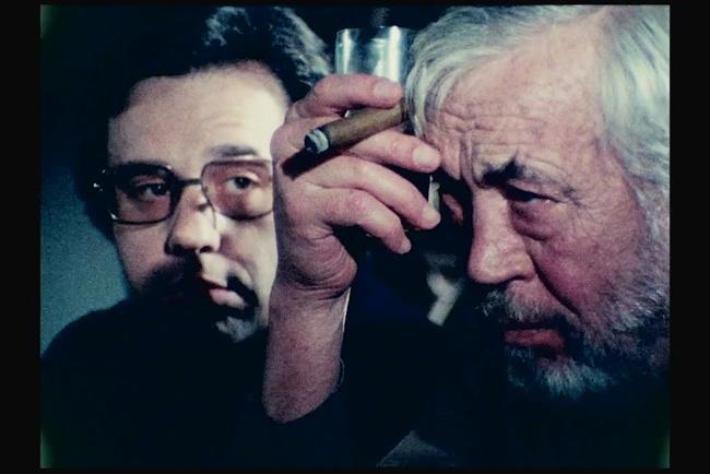撮影終了から40年以上を経てついに完成したオーソン・ウェルズ監督の幻の遺作「風の向こうへ」も登場
