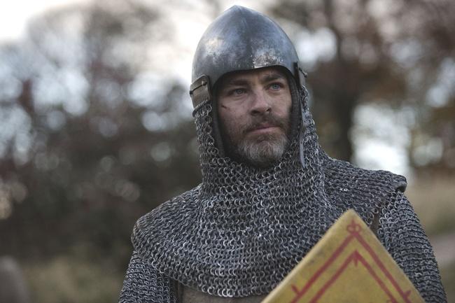 クリス・パイン出演の歴史ドラマ「アウトロー・キング ~スコットランドの英雄~」