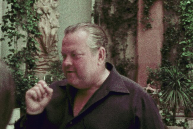 「オーソン・ウェルズが遺したもの」は「風の向こうへ」の製作の裏側に迫るドキュメンタリー
