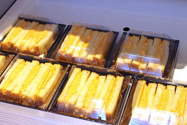 関西では入手困難な卵「紅玉」をたっぷり使用した、EAT GOOD BOXの高級タマゴサンドは1日30個限定