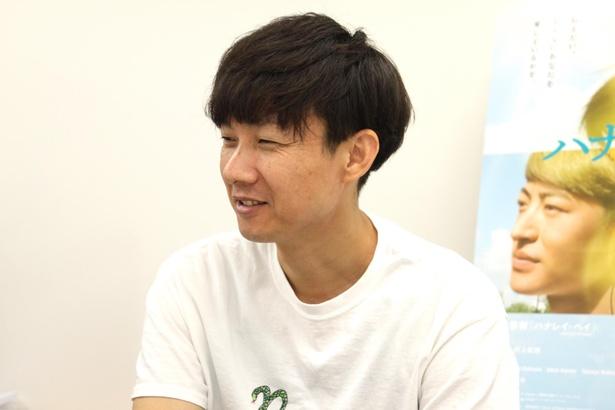 「原作が好きな人からの賛否は覚悟の上。それでも作品に対して誰よりも向き合ってきた」と話す松永大司監督