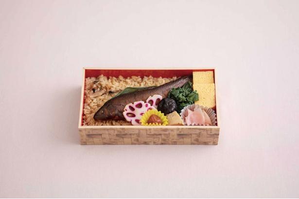 鮎屋三代(甘露煮) / 1250円