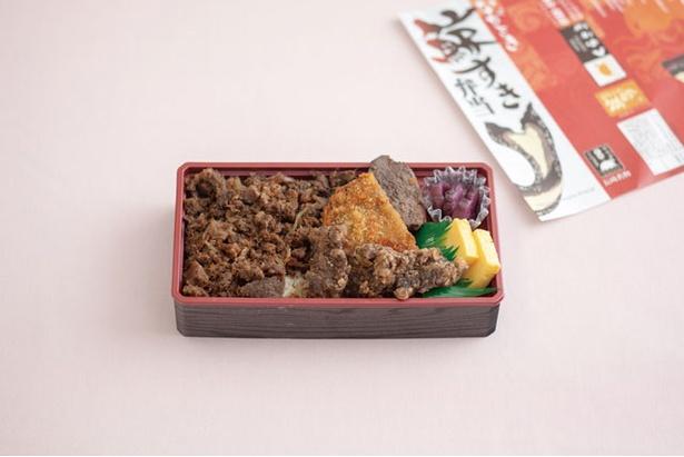 ながさき鯨すき弁当 / 1296円
