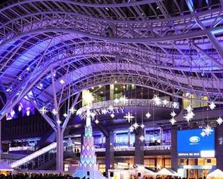 """今年も博多駅が美しき""""光の街""""に!点灯式のスペシャルゲストに「絢香」が決定"""