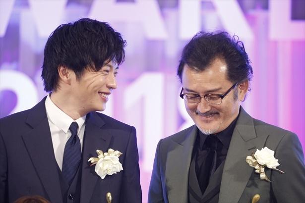 『おっさんずラブ』がグランプリ! 幸せそうな田中圭にファンも喜び「はるたんの顔してる!!」<東京ドラマアウォード2018>
