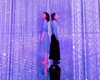 """豊洲の新定番・チームラボプラネッツ TOKYOで""""アートな女子デート"""""""