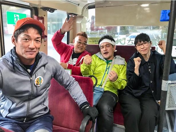長嶋一茂、つり橋でサンドにマジギレ「揺らすなよ! 揺らすなって言ってんだよ!」