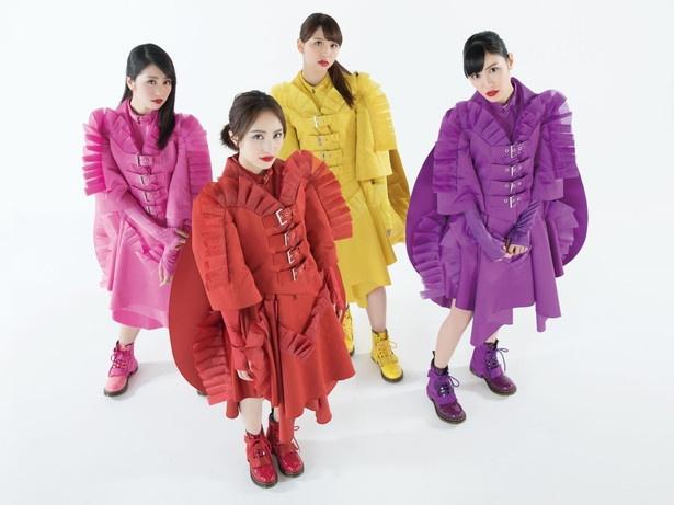松坂屋名古屋店で開催される「ももいろクローバーZ 結成10周年記念展」
