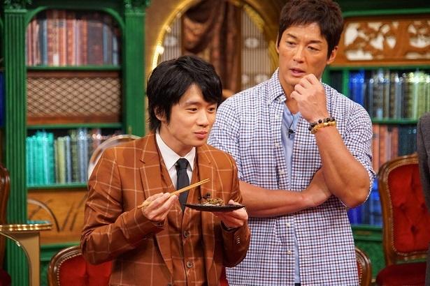 """風間俊介、店主のこだわり""""変態""""レベルの究極白米に感激!"""