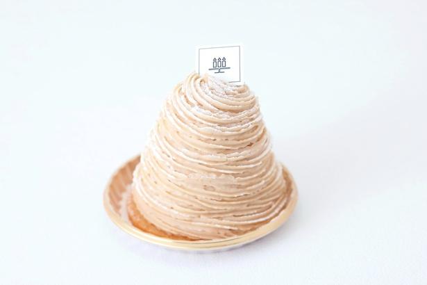 『アンリ・シャルパンティエ』のモンブラン594円