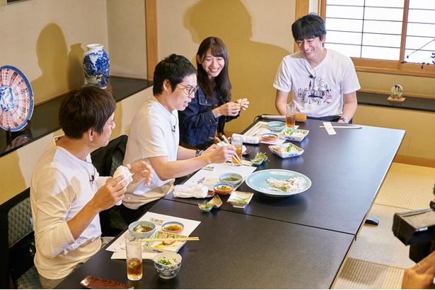 「福岡すっぴんツアー!10」ロケの様子を公開!