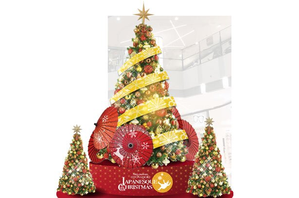 イオンモール四條畷でライブやクリスマスツリー点灯式を開催!