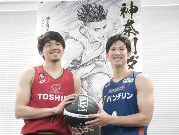 川崎ブレイブサンダースと横浜ビー・コルセアーズが激突!!バスケは神奈川ダービーから盛り上げる!