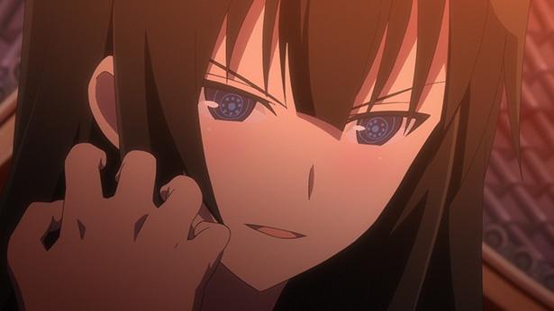 「閃乱カグラ SHINOVI MASTER -東京妖魔篇-」第4話の先行カットが到着。雪不帰も神楽も服が吹き飛んで!?