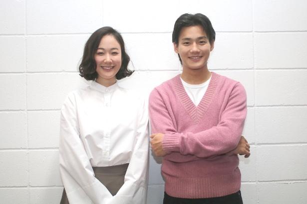黒木華と野村周平、『ビブリア古書堂の事件手帖』での初共演で知ったお互いの魅力とは?