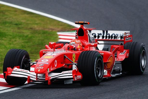 Ferrari F2005 (2005)