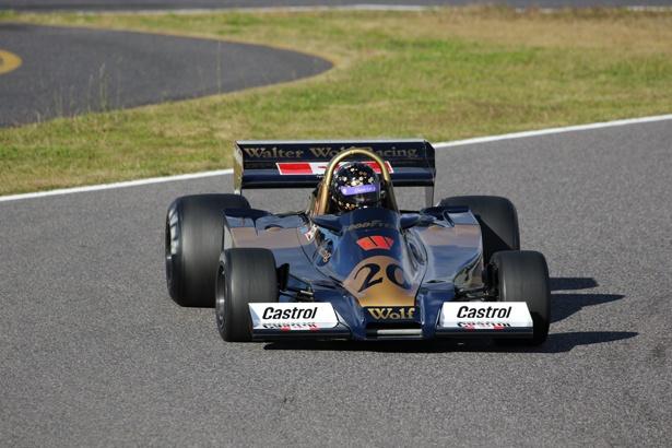 1977 Wolf WR1