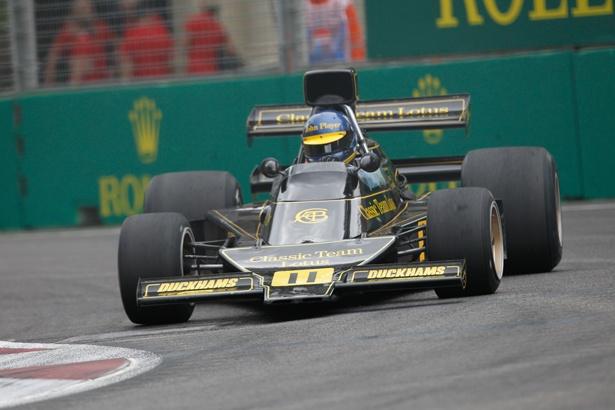 1974 Lotus 76