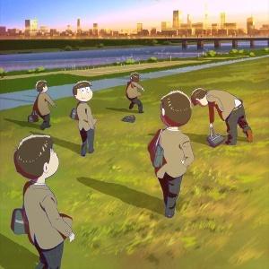 高校時代の6つ子が登場!劇場版「えいがのおそ松さん」が2019年3月15日に公開!