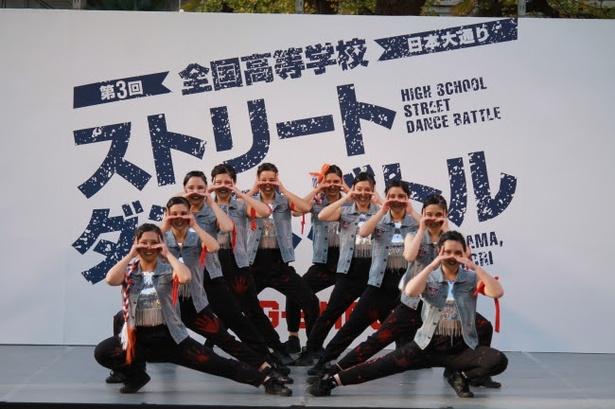 第3回 全国高等学校日本大通りストリートダンス