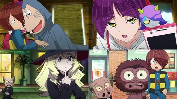 「ゲゲゲの鬼太郎」第31話の先行カットが到着。ねすみ男が小豆妖怪をプロデュース!