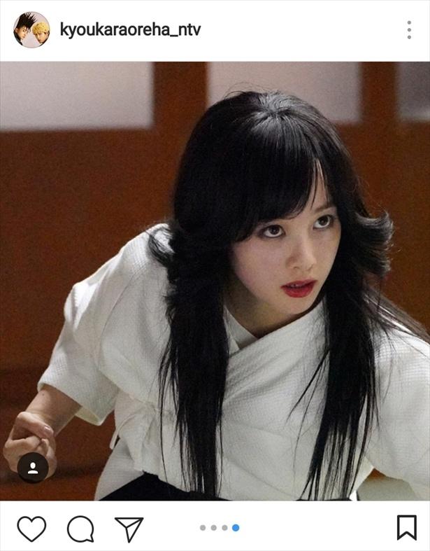 橋本環奈演じる麗しいスケバン・京子にも注目が集まっている
