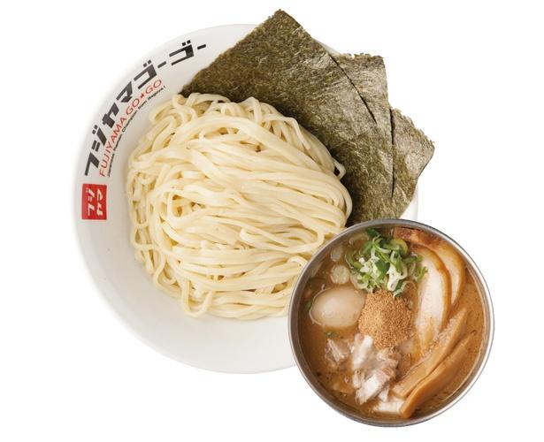 「つけ麺全部のせ」(1120円)/つけ麺・ラーメン フジヤマ55 大須総本店