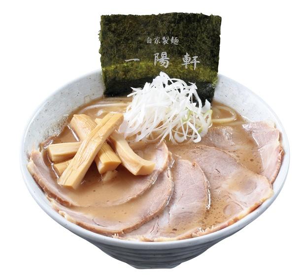 「特上チャーシュー」(1060円)/特上豚骨 自家製麺 一陽軒