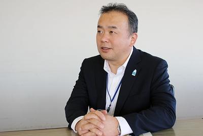 飯能市の企画部地方創生推進室室長・関根浩司氏