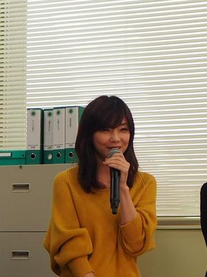 特撮オタクの吉田久美を演じる倉科カナ