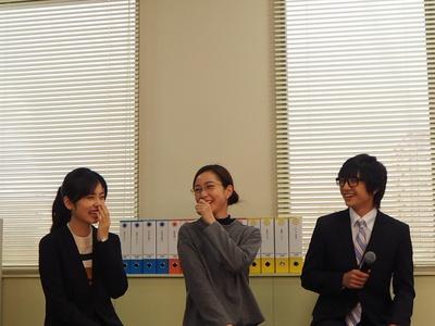 木南の「撮影の終わりまでにボイメンさんのなかで推しメンを作ろうと思っています」を受けて「ぜひ僕でお願いします!」と本田