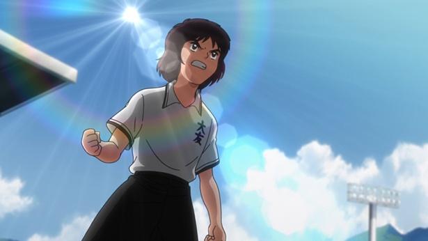 「キャプテン翼」第32話の先行カットが到着。東邦学園と武蔵中の決勝戦へ!
