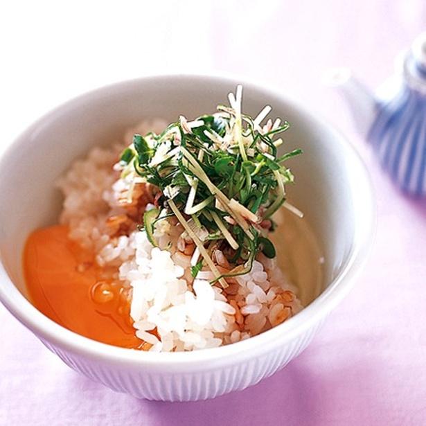 【関連レシピ】3度おいしい卵かけご飯