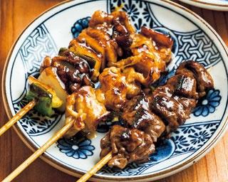 何本でも食べたい!特製タレが絡む絶品牛串が自慢の鉄板牛串 アベ亭