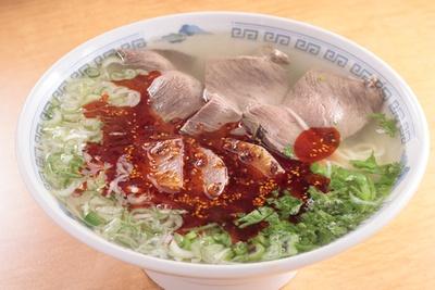 「蘭州拉麺」(800円)/蘭州拉麺 李 栄店