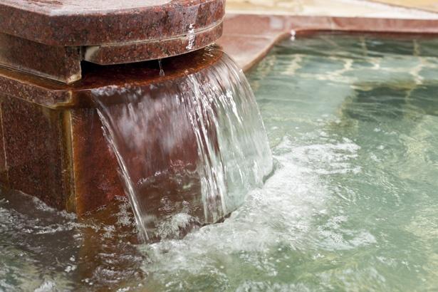 ゆもと登別の食塩泉