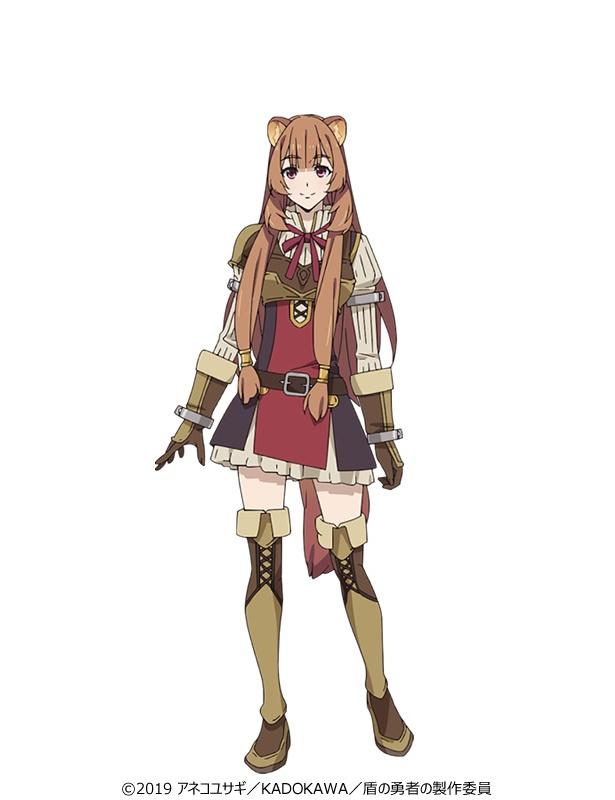 追加キャストに日高里菜&内田真礼が決定!TVアニメ「盾の勇者の成り上がり」の最新情報が解禁