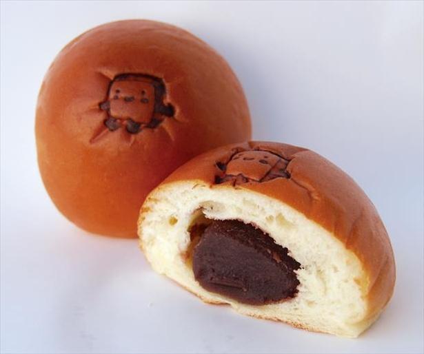 「パン工房 Anten Do 吉祥寺店」のイベントオリジナルパン「石焼くんあんぱん」