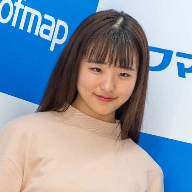 太田和さくらDVD「微笑み集めて」(エスデジタル)発売イベントより