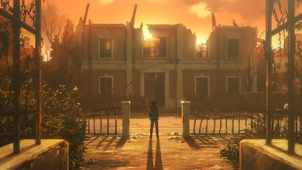 「RErideD-刻越えのデリダ-」第6話の先行カットが到着。不思議な現象はタイムライドだったと確信し!?