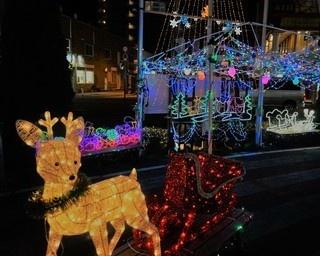 青森県三沢市がクリスマスムードに!「みさわクリスマスフェスティバル2018」