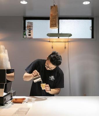 MODOO'S COFFEE BREWERS / 実力派バリスタが淹れる甘美なエスプレッソ