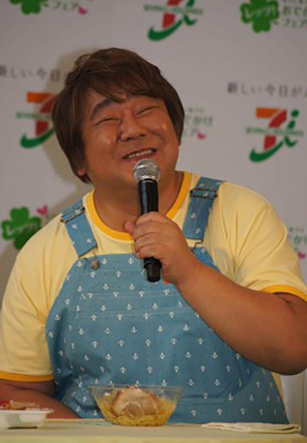 「火曜サプライズ」に出演した石塚英彦