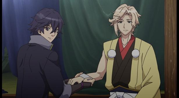「BAKUMATSU」第6話の先行カットが到着。雹から届いた密書の中身は?