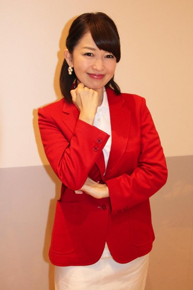 【写真を見る】松丸友紀アナ、すっかりママの顔も…「『ゴッドタン』という荒波に」と苦笑い