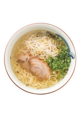麺処Kojima屋 / 「ラーメン」(650円)。透き通ったスープには豚の旨味が凝縮されている