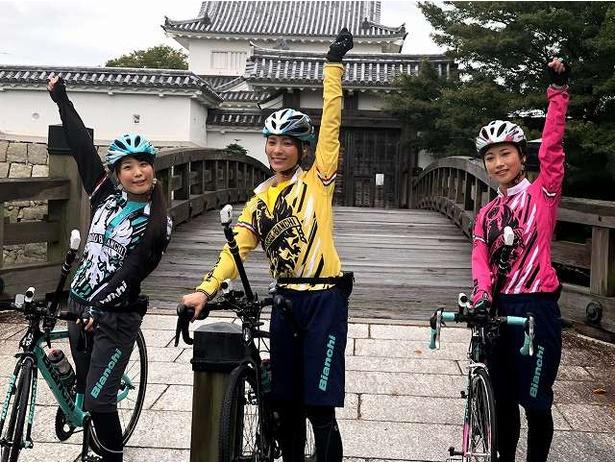「旅こぎ~自転車女子の列島ツーリング」(CS放送・TBSチャンネル1)シーズン1