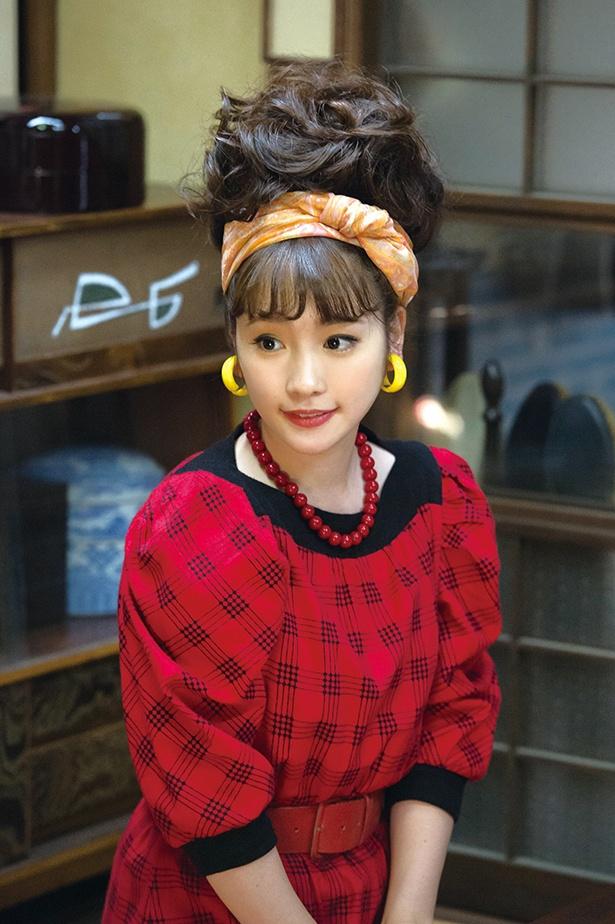 「いだてん~東京オリムピック噺~」より川栄李奈