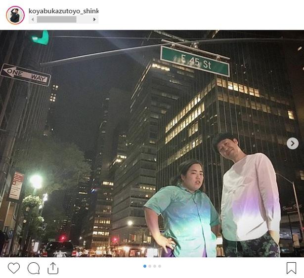 ニューヨークではゆりやんレトリィバァのライブを訪問